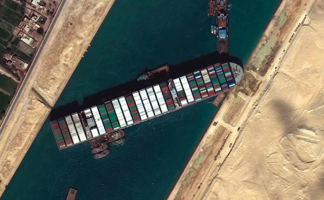 Ship Owner Says Suez Canal Was At Fault Over Ever Given Grounding: Lawyer