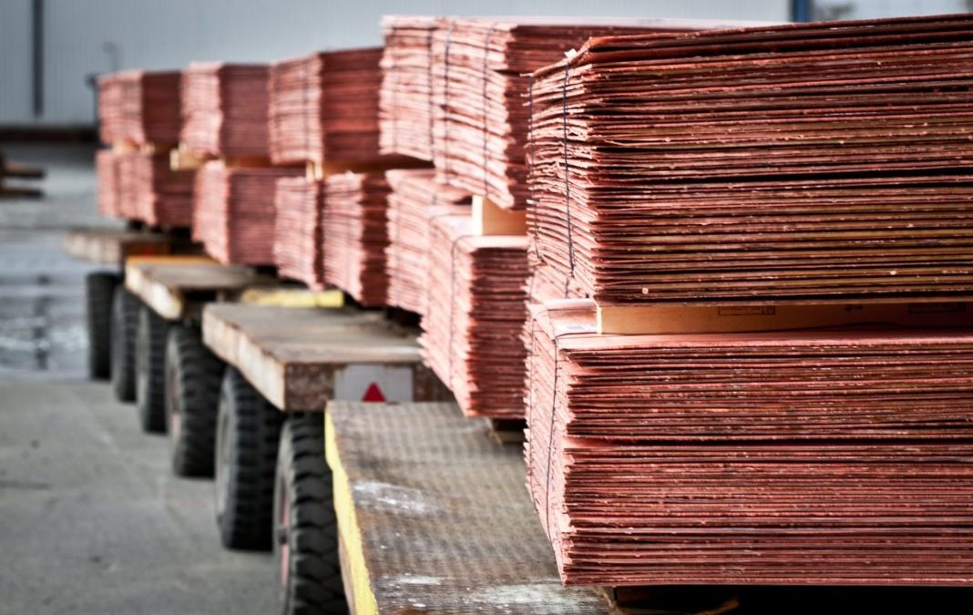 Record Copper Prices Double-Edged Sword For Zambian Miners