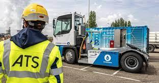 PSA Antwerp Trials Hydrogen-Powered Tractor In Green Energy Bid