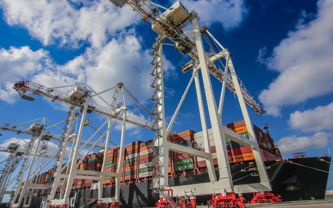 Tanger Alliance At Tanger Med's TC3 Terminal Increasing Capacity