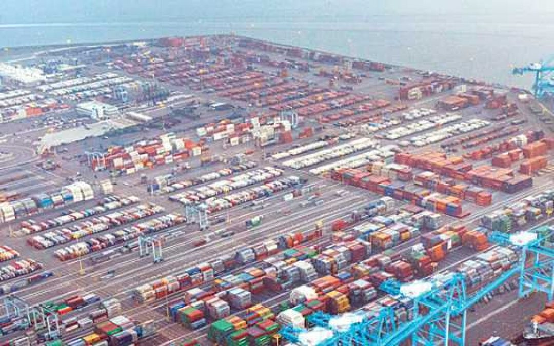 Mumbai Port To Build New Container Terminal
