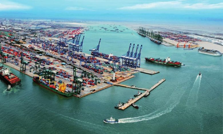 Tianjin Port Signs 5G Technology Development Deal With China Mobile