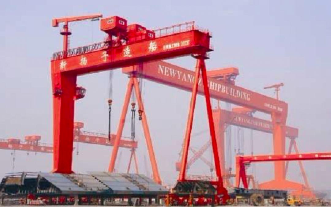 Yangzijiang Splashes Out $513m For Shipbuilding, Equipment Expansion In Jiangsu