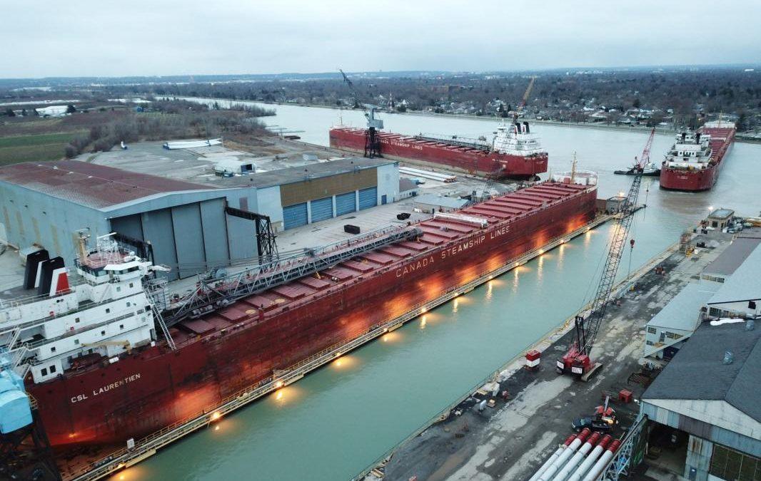 Heddle Shipyards Becomes Newest Green Marine Member
