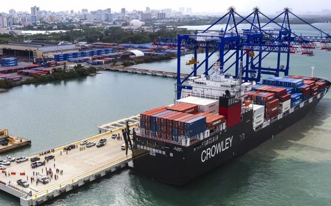 Crowley First US Shipping Company To Join Ship Recycling Transparency Initiative