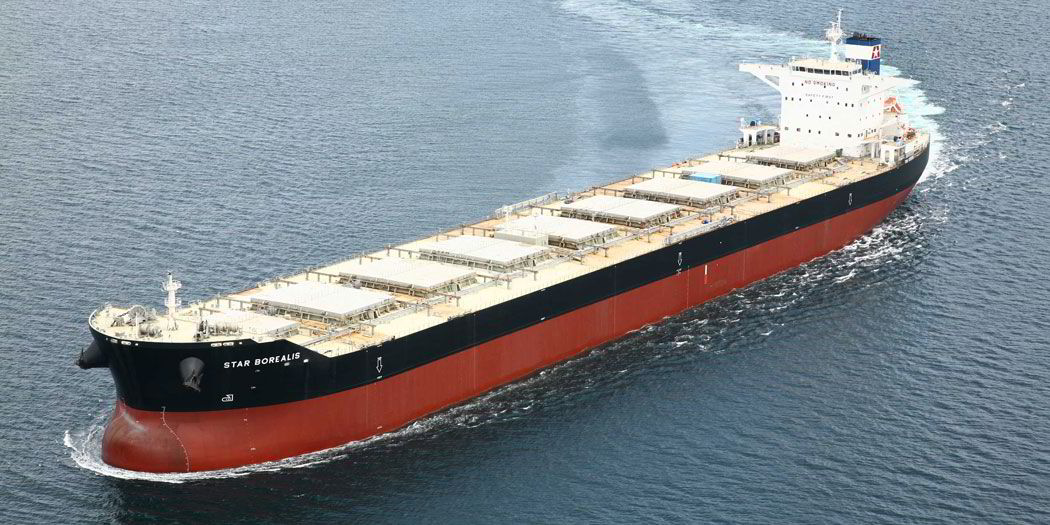 Dry bulk: Capesize Driven To 2-Month Low By Excess Tonnage, Slow Demand