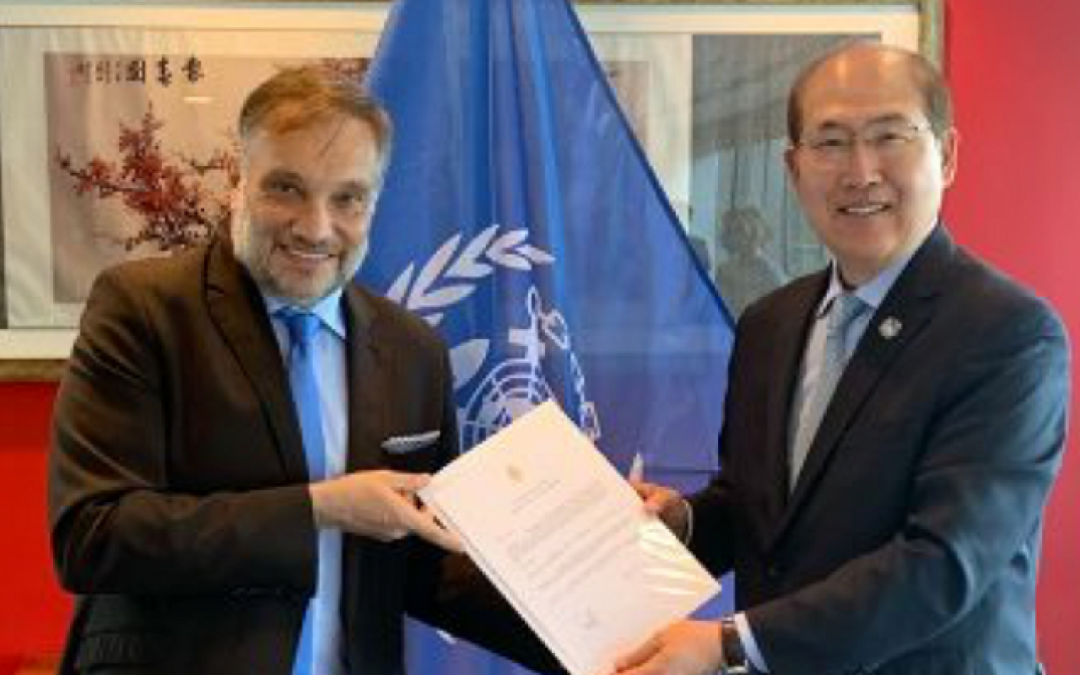 Argentina Becomes The 100th State To Accede To Marpol Annex VI