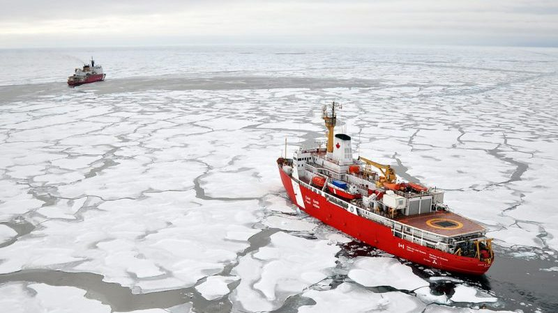 IMO Approves Ban On Heavy Fuel Oil In The Arctic