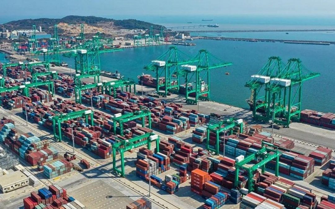 CMPort Sees 25.5% Container Volumes Growth In First Four Months