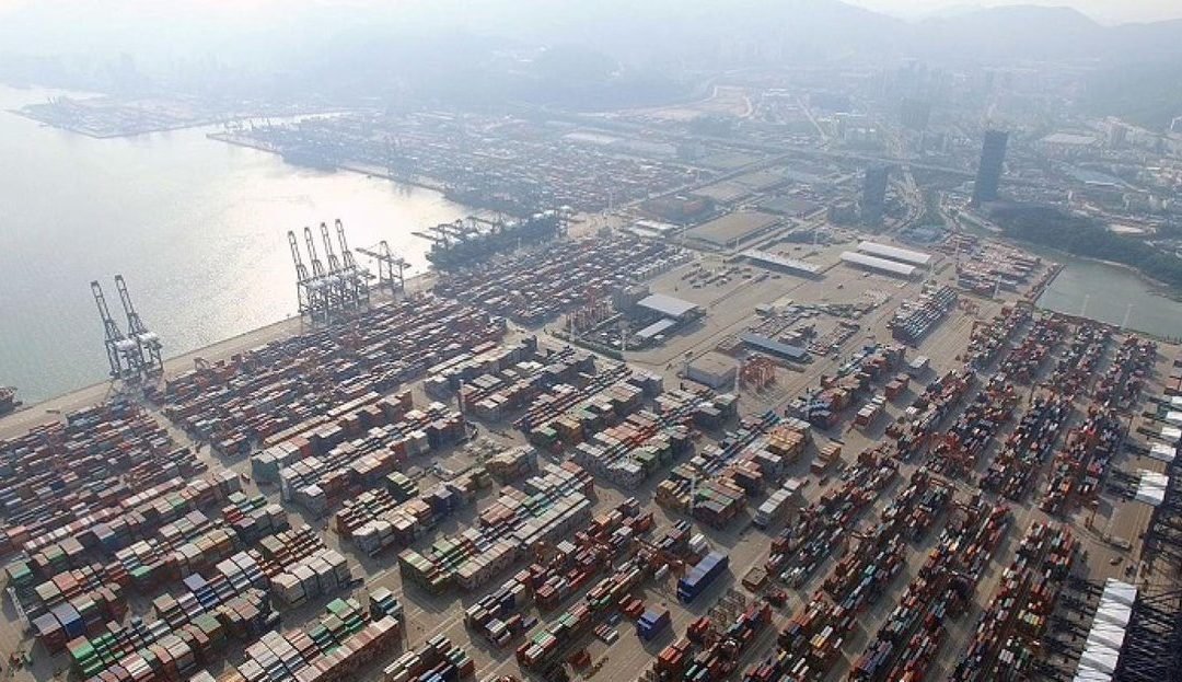 CMA CGM Adds Reefer Surcharge For Yantian As Freight Rates Soar