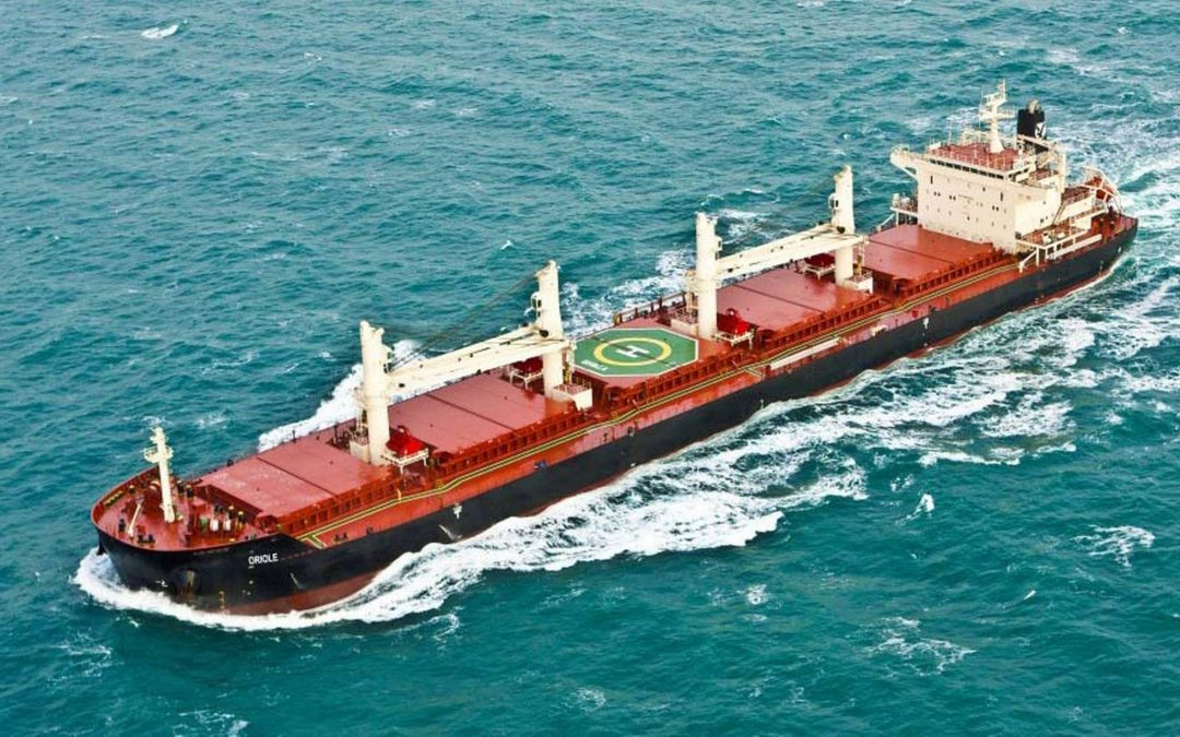 Eagle Bulk Acquires Scrubber-Fitted Ultramax Pair
