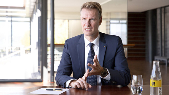 MSC Mediterranean Shipping: CEO Soren Toft Calls For Global Approach To R&D And Carbon Pricing