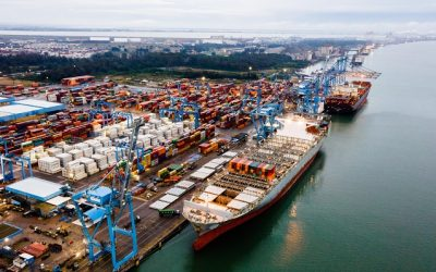 Wilson Sons Performs Largest Transhipment Operation At Rio Grande Container Terminal