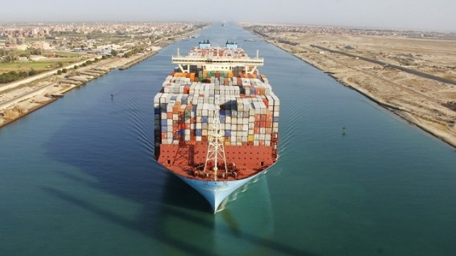Agreement In Principle Reached Over Suez Canal Ship – Stann Marine