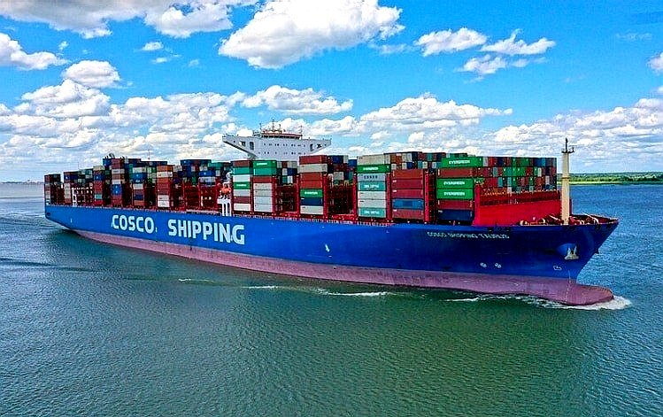 CCS And Cosco Shipping Ink Maritime Decarbonisation Agreement