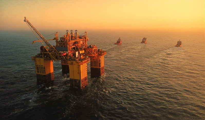 China's First Offshore Large-Sized Deepwater Gas Field Starts Production