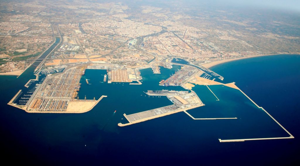 Valenciaport Already Moves More Than 100,000 Export Containers In May