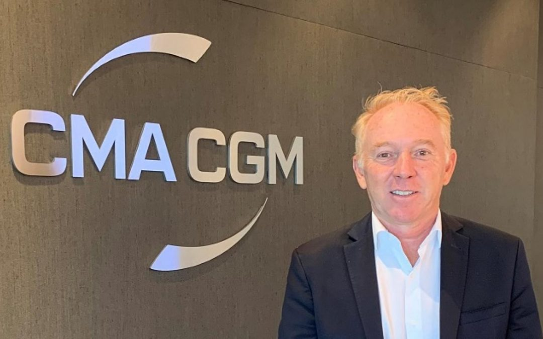'For Cleaner Air Tomorrow We Need To Act Now': CMA CGM