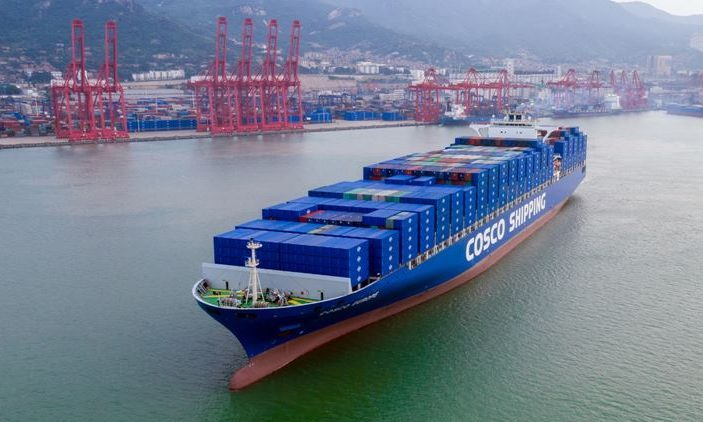 Cosco Shipping Orders 10 Boxships For $1.5bn