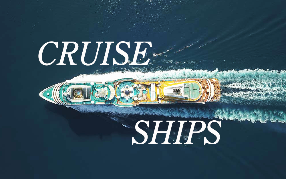 Series of the Top Cruise Companies in the World