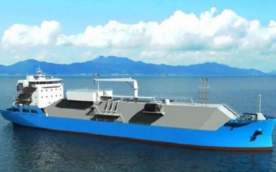Houpu Clean Energy Wins First International LNG Carrier Design