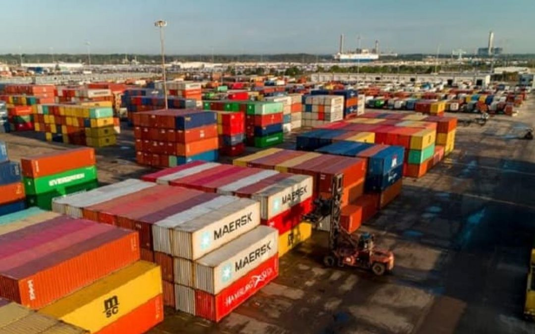 Jaxport Passes The 1m Teu Mark In Nine Months