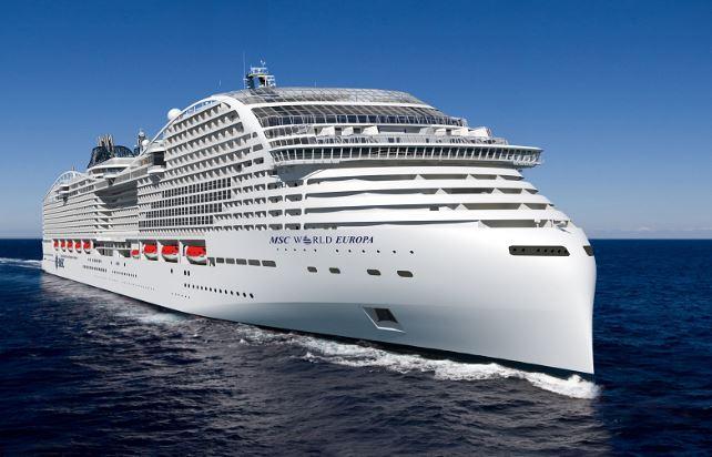 Chantiers De l'Atlantique Installs EGCS On 3 MSC Cruises Vessels