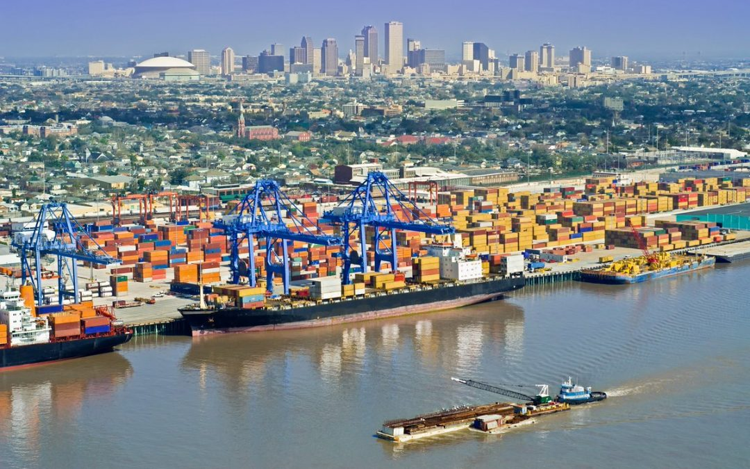 Port Of New Orleans Issues RFP For Terminal Programme Management