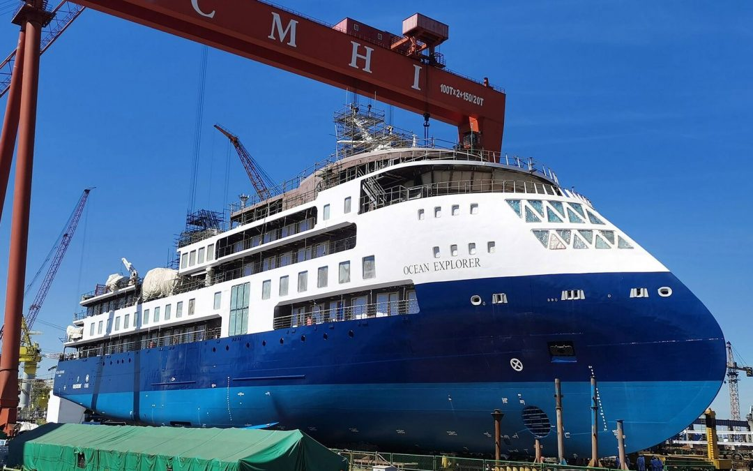 SunStone Takes Delivery Of Second Eco-Friendly Expedition Ship