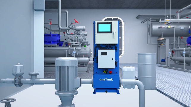 ERMA FIRST Acquires World's Smallest Ballast Water Treatment System