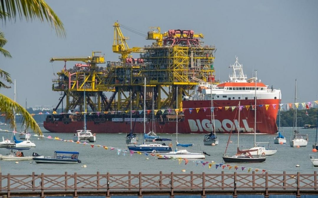 Sembmarine Delivers Offshore Projects To TotalEnergies EP Denmark