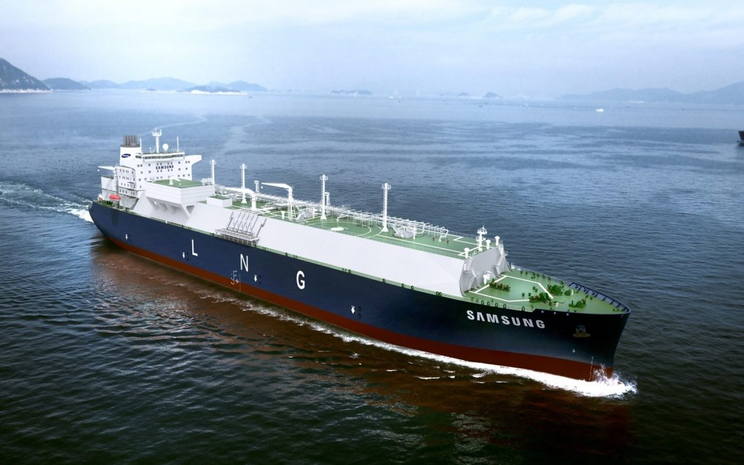 Samsung Heavy Industries Bags $580 Million Order To Build 3 LNG Carriers
