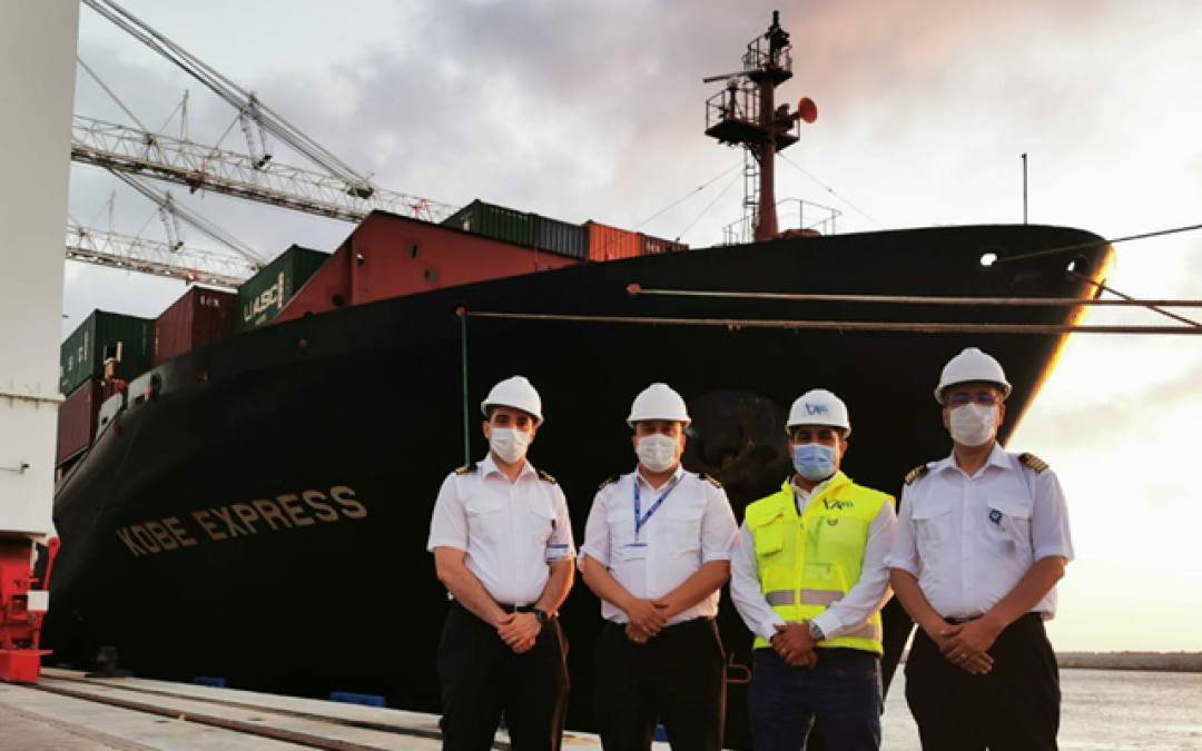 Hapag-Lloyd Makes First Digitally-Controlled Port Arrival