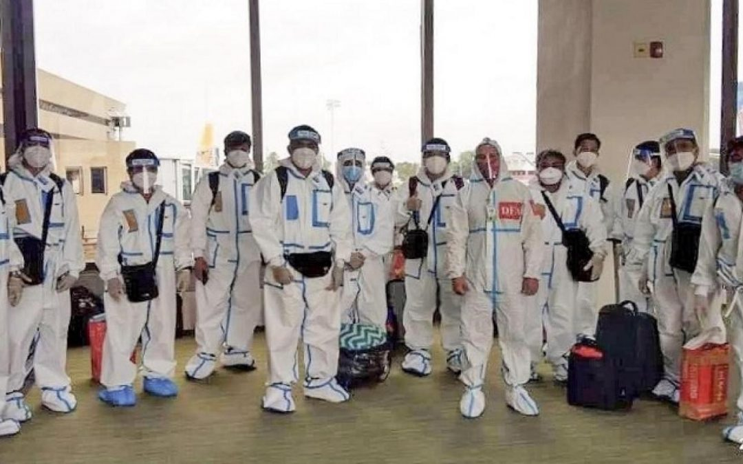Finally Home – Angelic Power Seafarers Stranded For Up To 17 Months