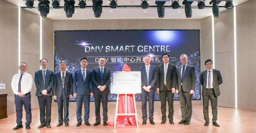 DNV Launches Smart Centre In Qingdao