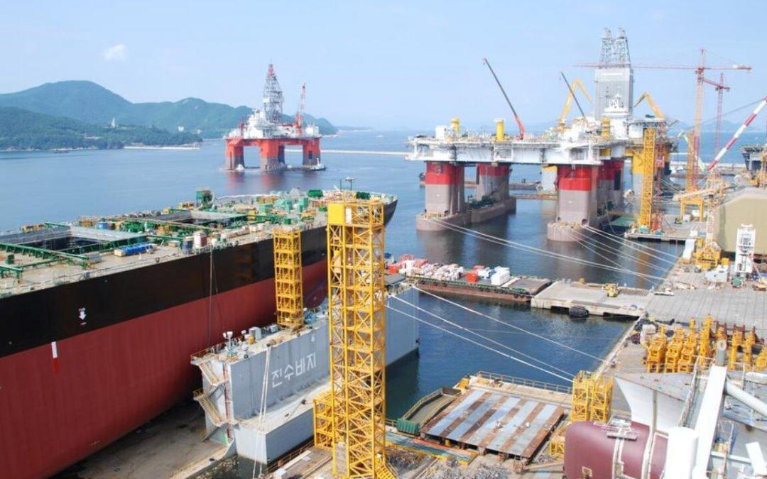 Korea Secures 94% Of Global LNG Tanker Orders In 1st Half