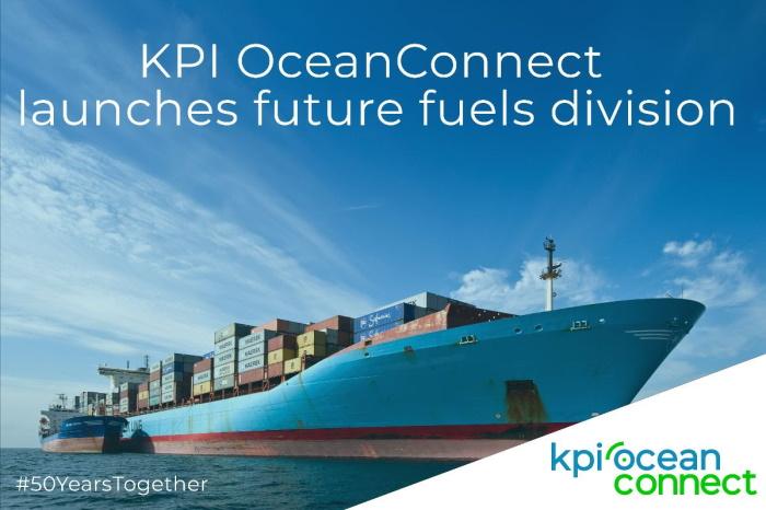 KPI OceanConnect Launches Future Fuels Division