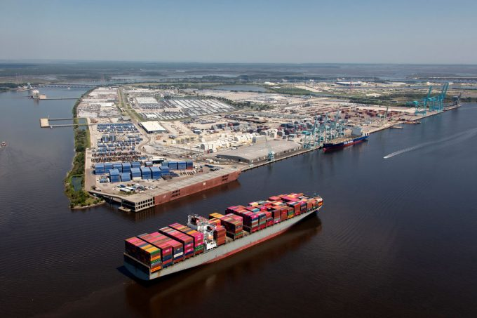 Jaxport Sees Record Container Volumes In May