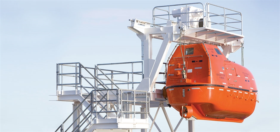 Survitec Enhances Lifeboat Inspection Solution To Deliver Savings And Flexibilty For Ship Operators