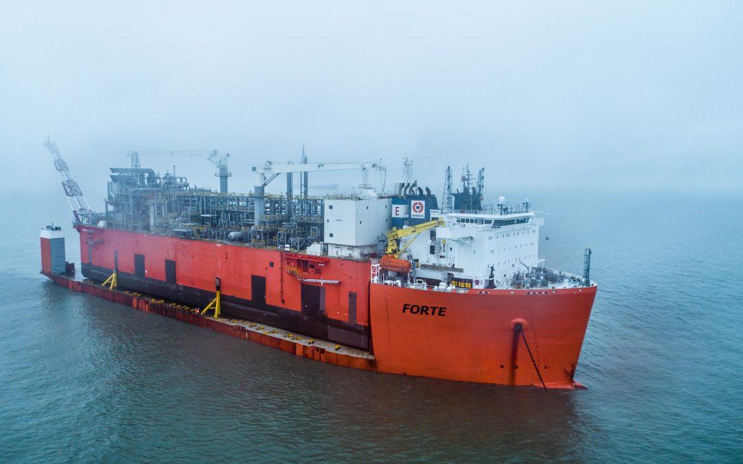 Nutrien, Exmar Team Up On Ammonia-Fueled Vessel