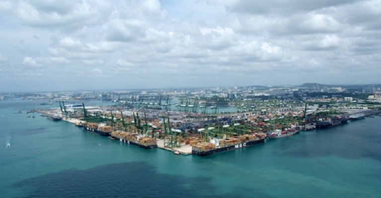 PSA And Samudera Ink MoU On Cargo Solutions And Logistics