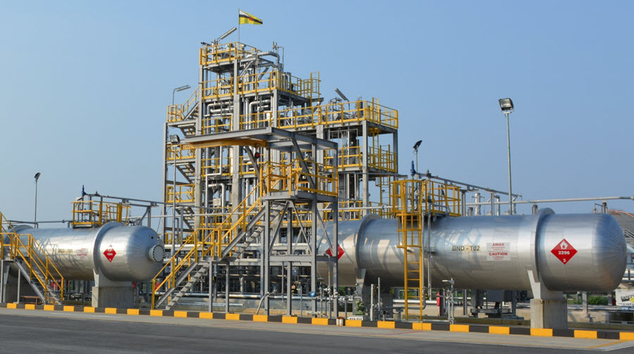 AHEAD To Support Decarbonization At Petroleum Refineries Through MCH Hydrogen Supply Chain From Brunei
