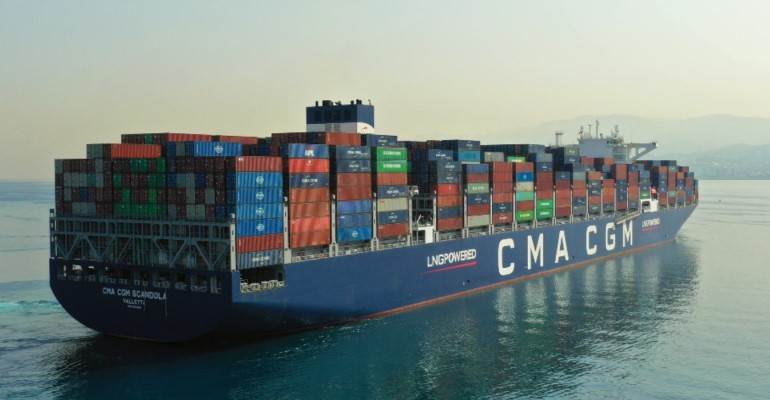 CMA CGM Opens 4,000 Teu Jakarta Container Depot