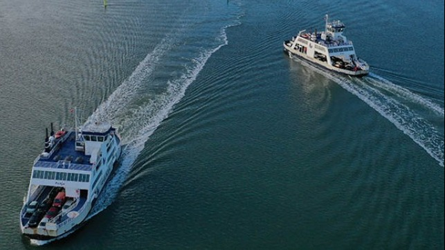 First Ferries In Denmark To Sail Entirely On Biodiesel