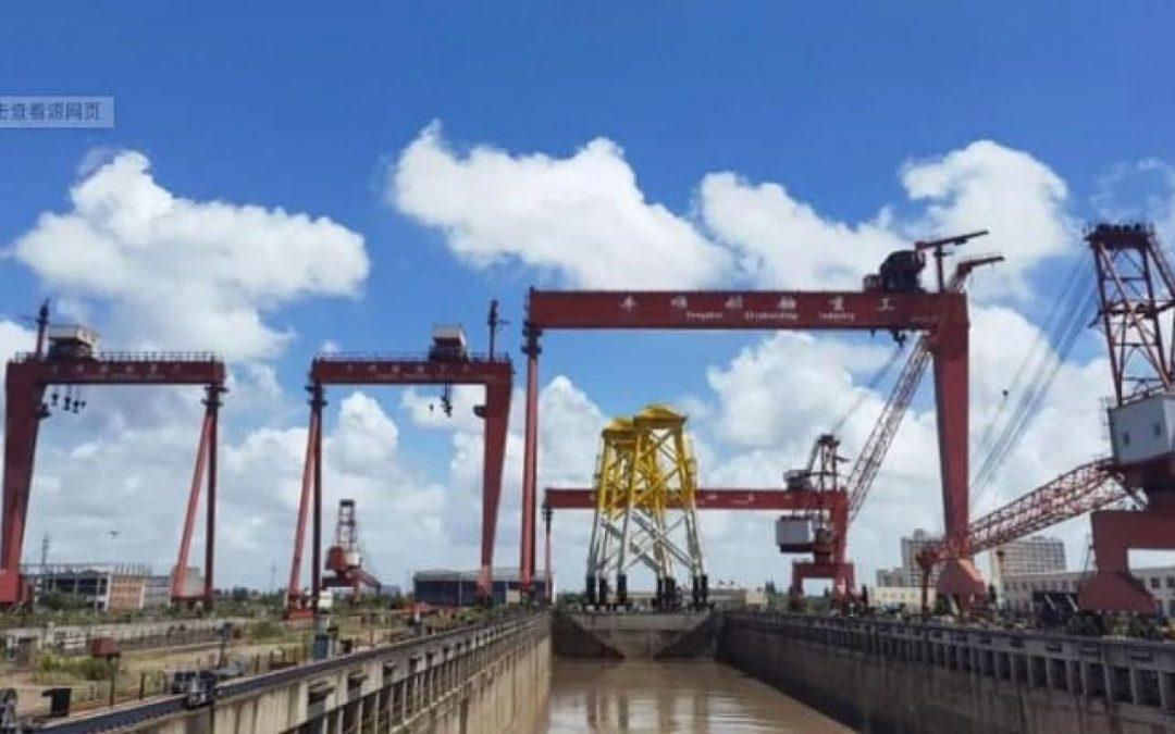 CIMC Enric Wins Auction For Bankrupt Fengshun Shipyard Assets