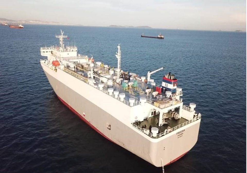Indian Register Of Shipping (IRClass) Successfully Completes Vessel Conversion Project In Turkey