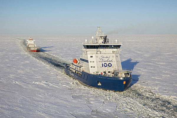 Gasum To Supply LNG For Finnish Government