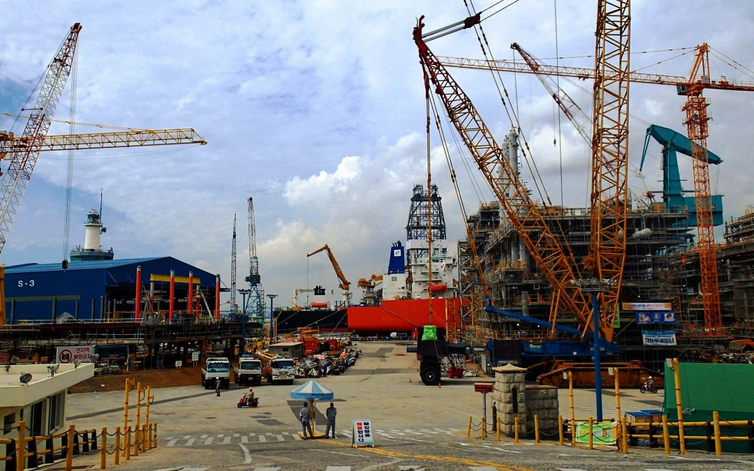 Workplace Disasters, Strikes Stress Hyundai Heavy Ahead Of Planned IPO