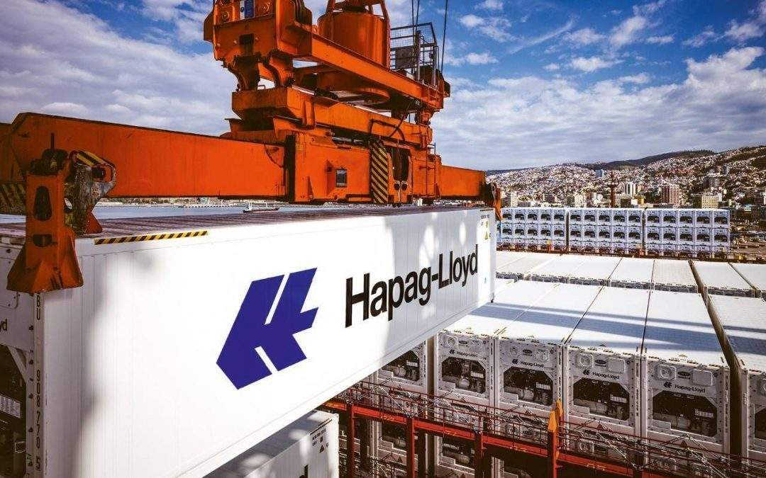 Hapag-Lloyd Achieves Very Good Result In First Half Year Of 2021
