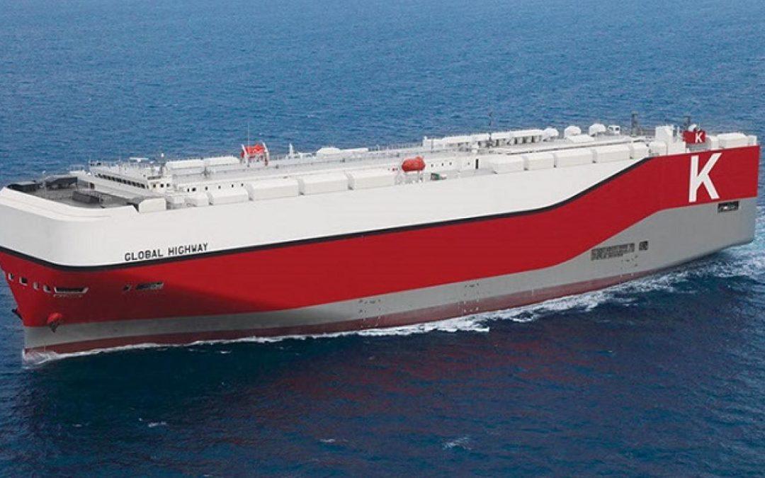 K Line Introduces Auto-Logistics Business In Peru